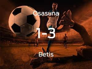 Osasuna vs. Real Betis