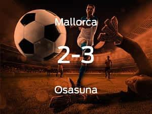 Mallorca vs. Osasuna