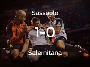Sassuolo vs. Salernitana
