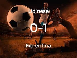 Udinese vs. Fiorentina