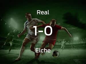 Real Sociedad vs. Elche