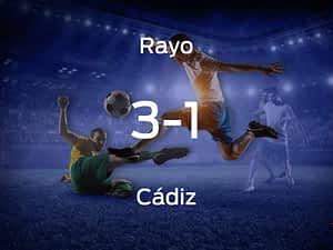 Rayo Vallecano vs. Cádiz