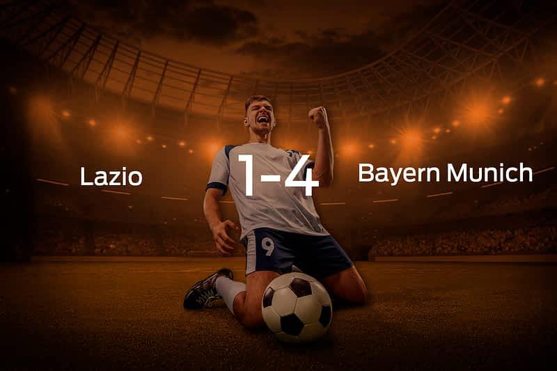 Lazio vs. Bayern Munich