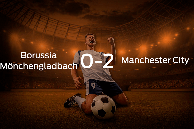 Borussia Mönchengladbach vs. Manchester City