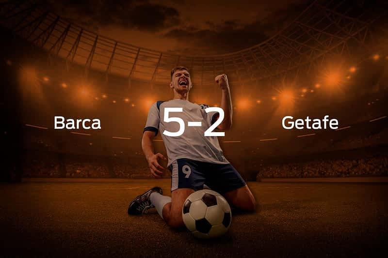 Barcelona vs. Getafe