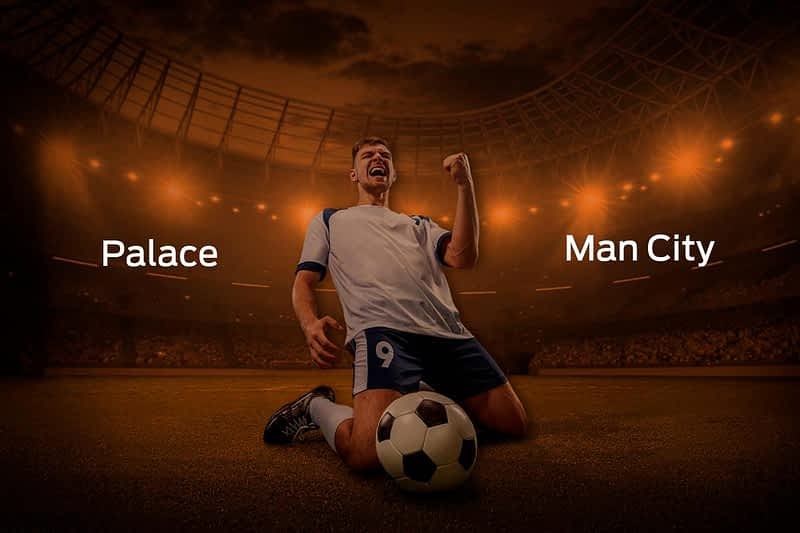 Crystal Palace vs. Manchester City