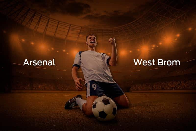 Arsenal vs. West Bromwich Albion