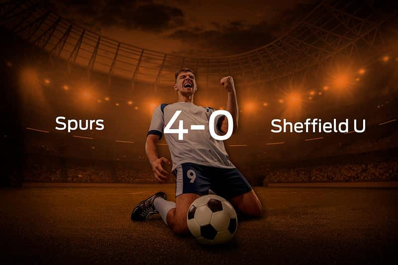 Tottenham Hotspur vs. Sheffield United