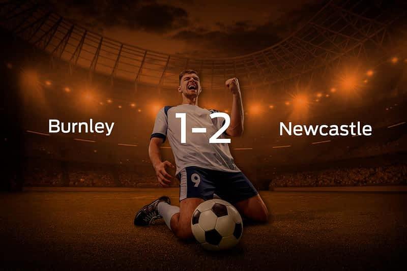 Burnley vs. Newcastle United