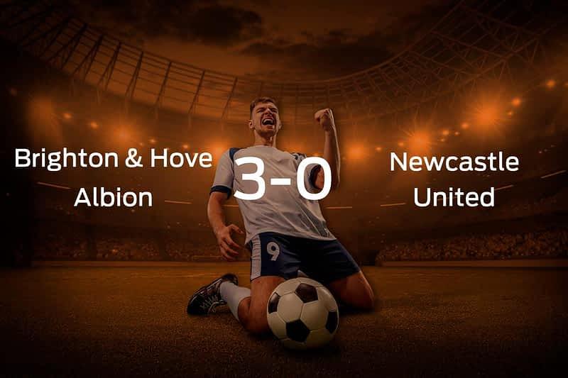 Brighton & Hove Albion vs. Newcastle United