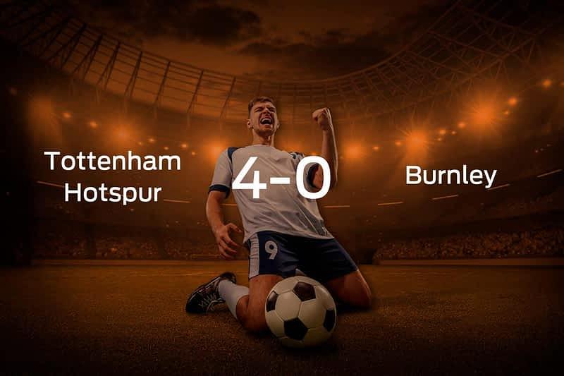 Tottenham Hotspur vs. Burnley