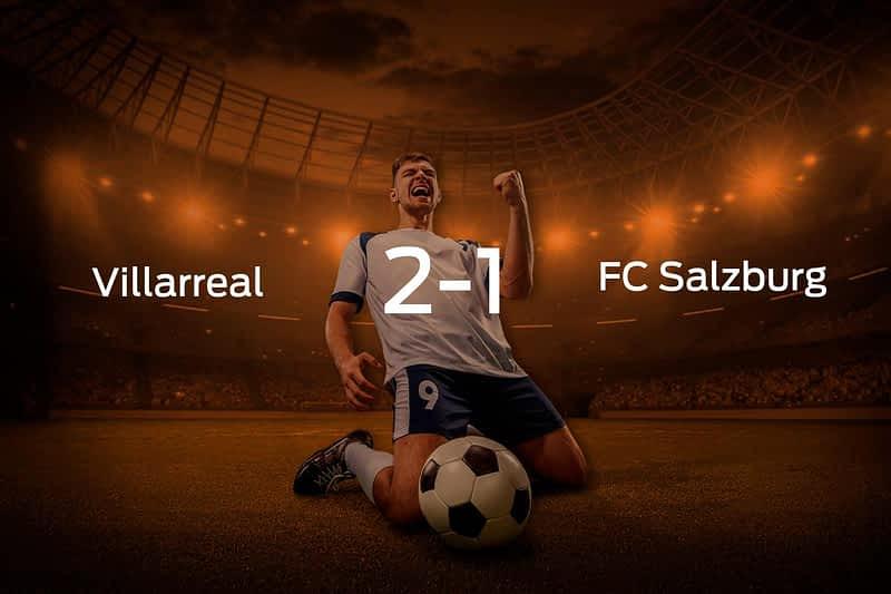 Villarreal vs. FC Salzburg
