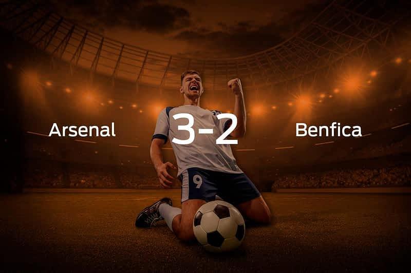 Arsenal vs. Benfica