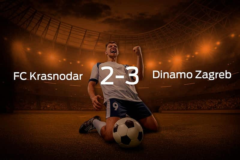 FC Krasnodar vs. Dinamo Zagreb