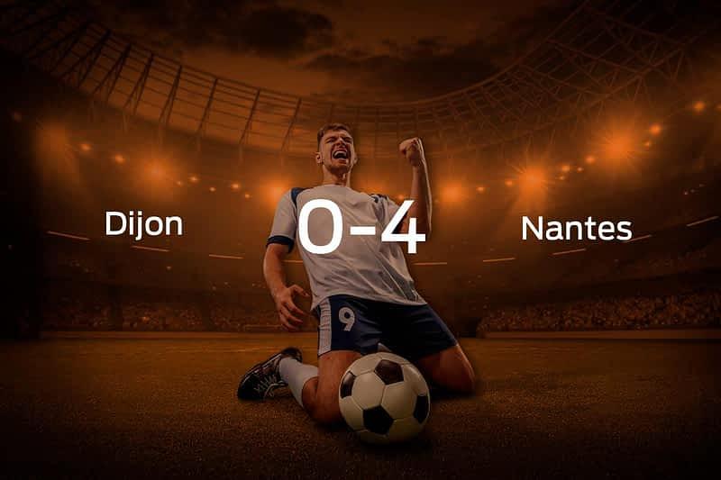 Dijon FCO vs. Nantes