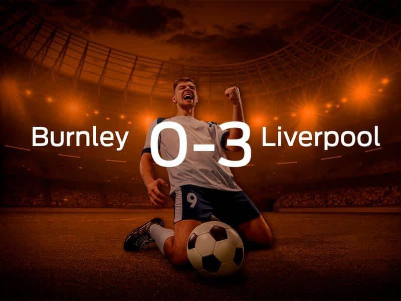 Burnley vs. Liverpool