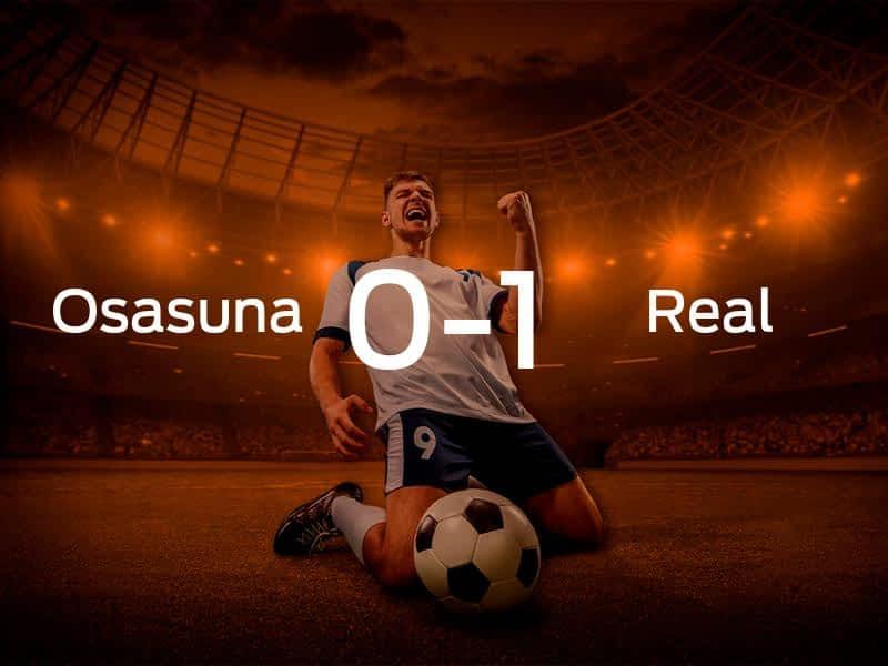 Osasuna vs. Real Sociedad