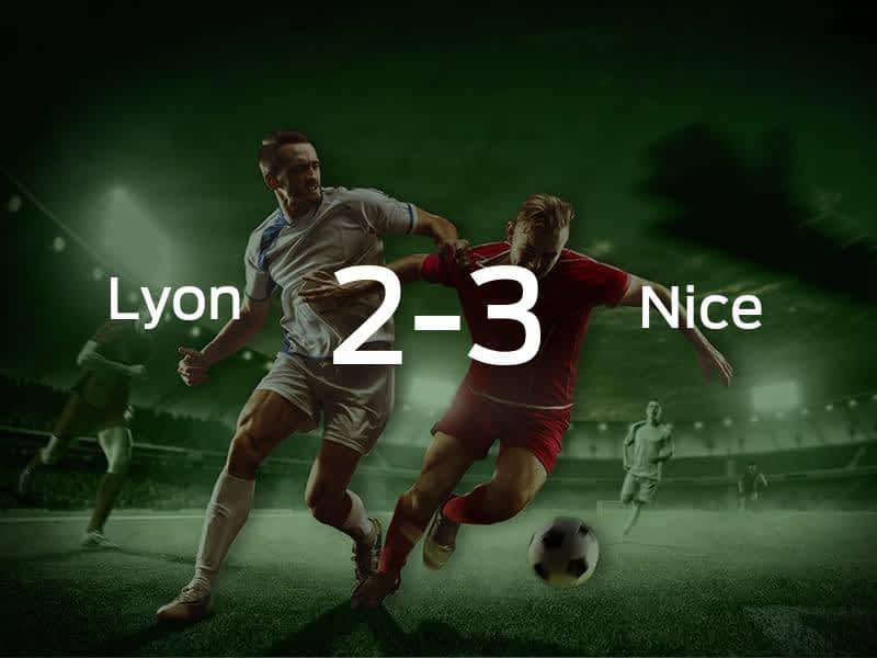 Lyon vs. Nice