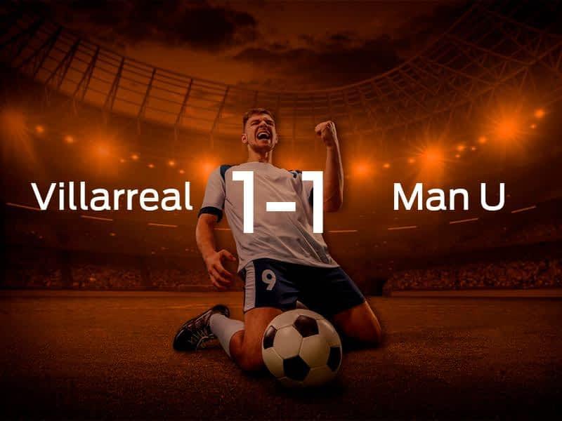 Villarreal vs. Manchester United