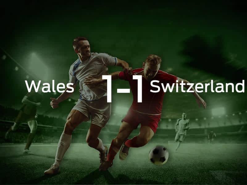 Wales vs. Switzerland