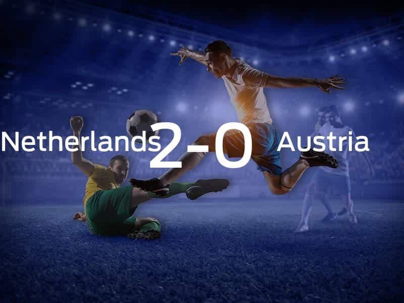 Netherlands vs. Austria
