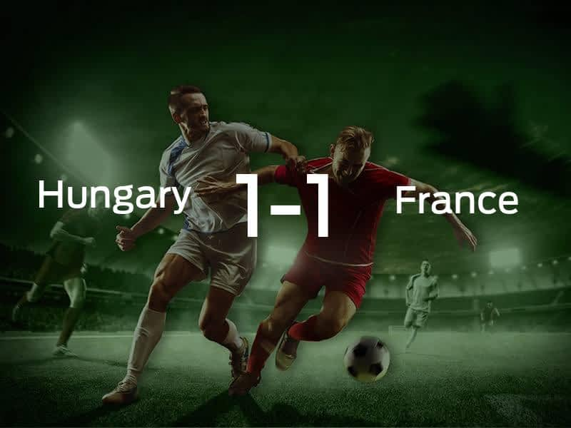 Hungary vs. France