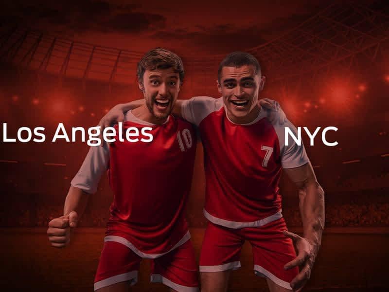 Los Angeles FC vs. New York