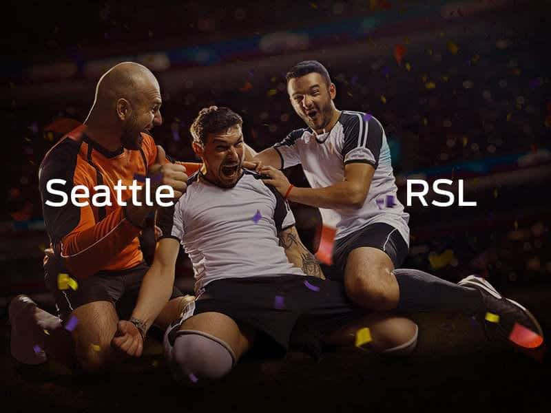 Seattle Sounders vs. Real Salt Lake