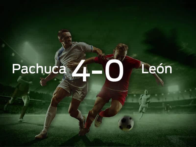 Pachuca vs. León