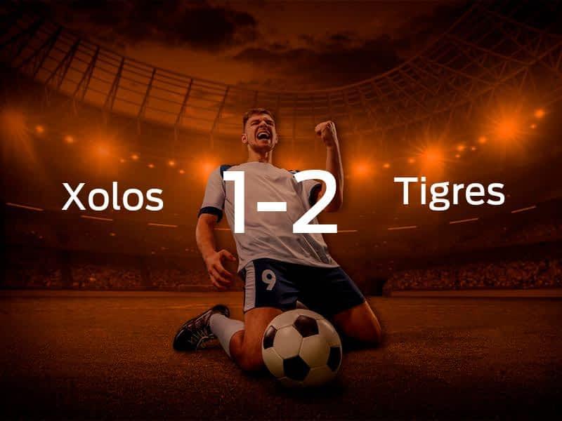 Tijuana vs. Tigres UANL