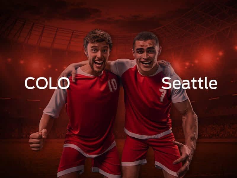 Colorado Rapids vs. Seattle Sounders