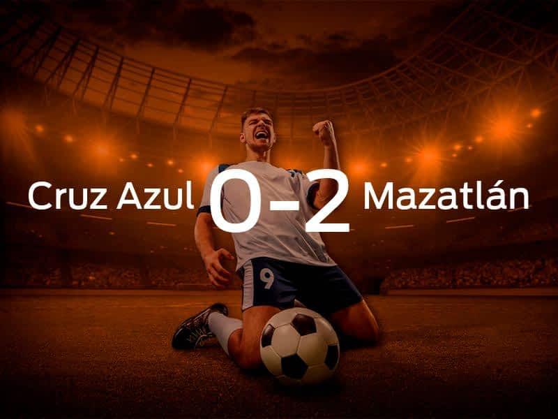 Cruz Azul vs. Mazatlán