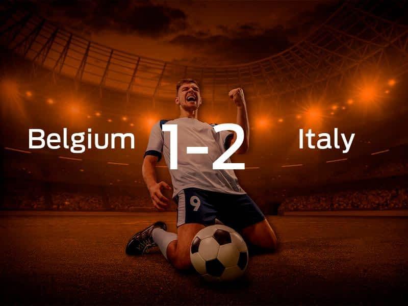 Belgium vs. Italy