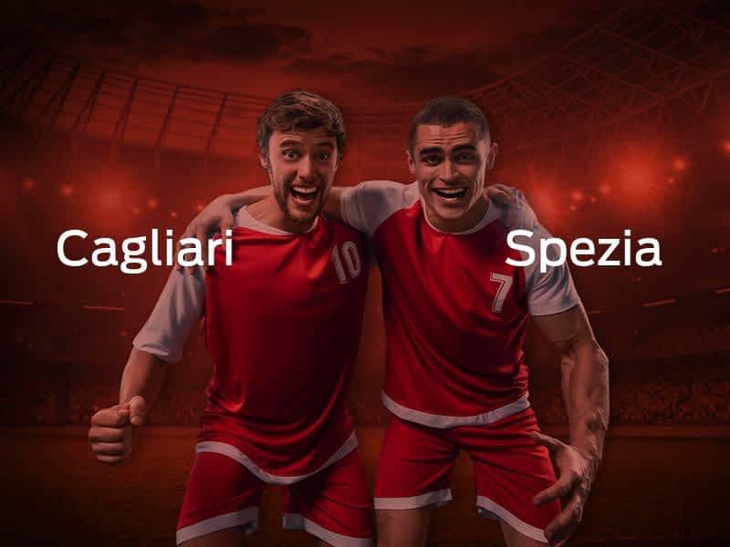 Cagliari vs. Spezia Calcio