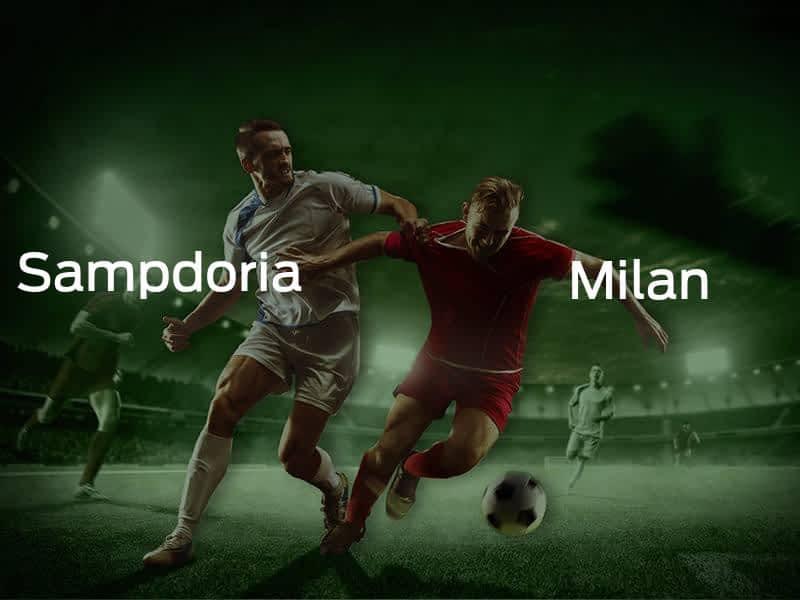Sampdoria vs. AC Milan