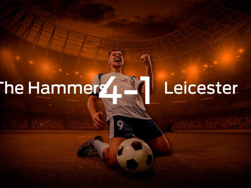 West Ham United vs. Leicester City