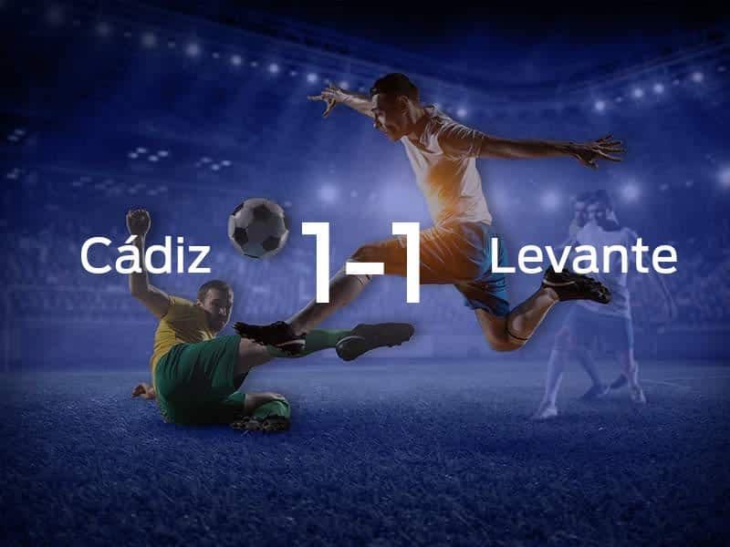 Cádiz vs. Levante