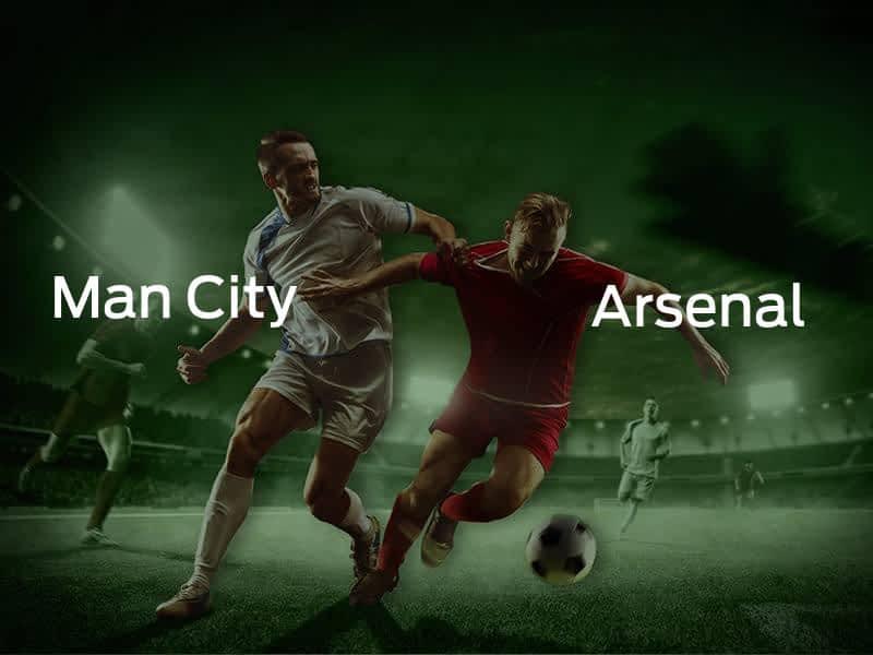 Manchester City vs. Arsenal