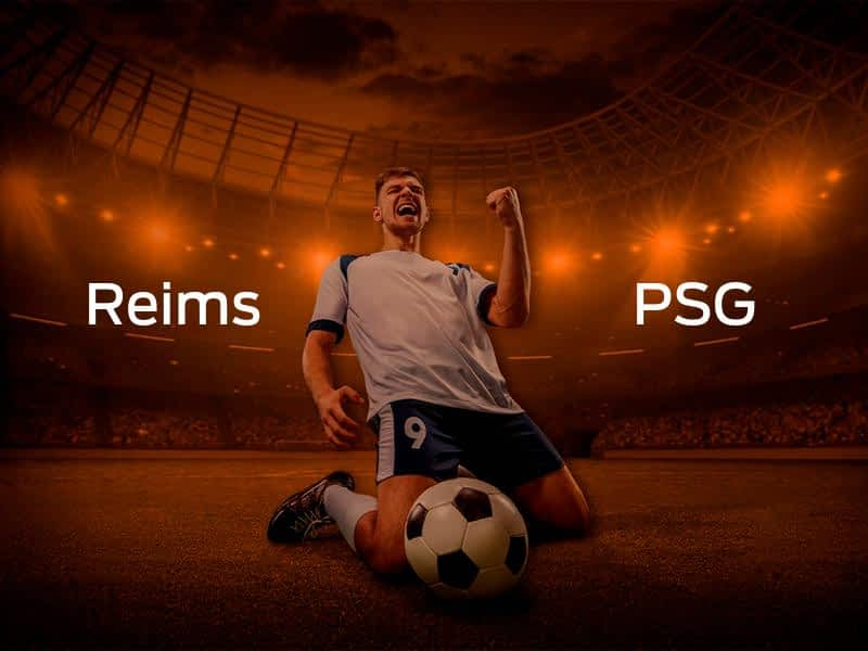 Reims vs. Paris Saint-Germain