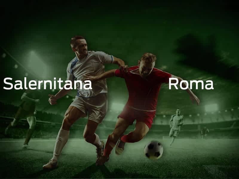 Salernitana vs. Roma