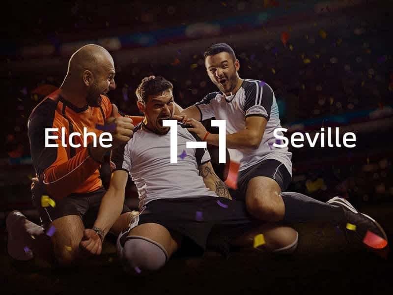 Elche vs. Seville