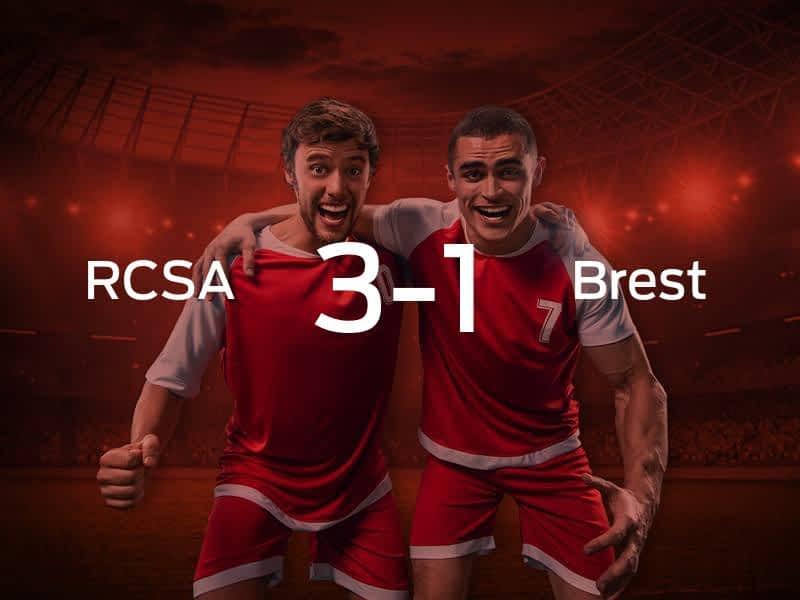 RC Strasburg vs. Brest