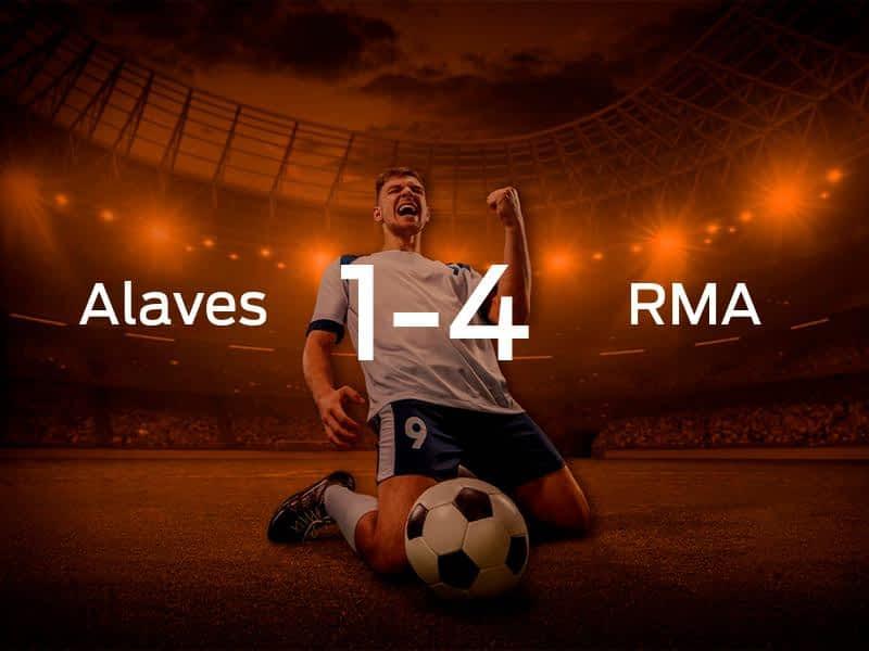 Alaves vs. R Madrid