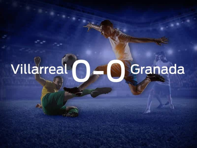 Villarreal vs. Granada