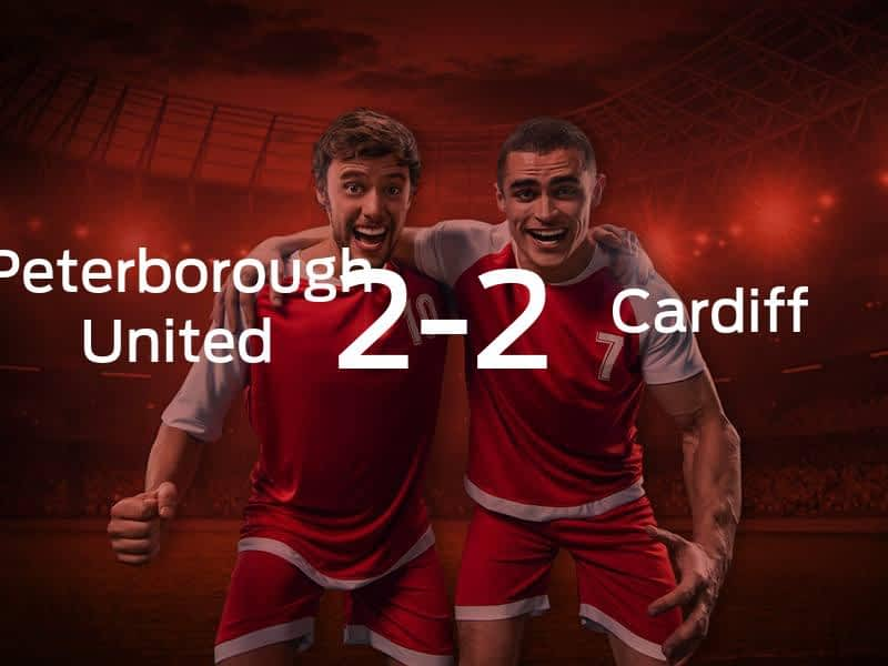 Peterborough United vs. Cardiff City