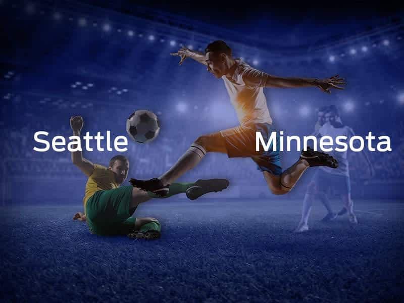 Seattle Sounders vs. Minnesota United