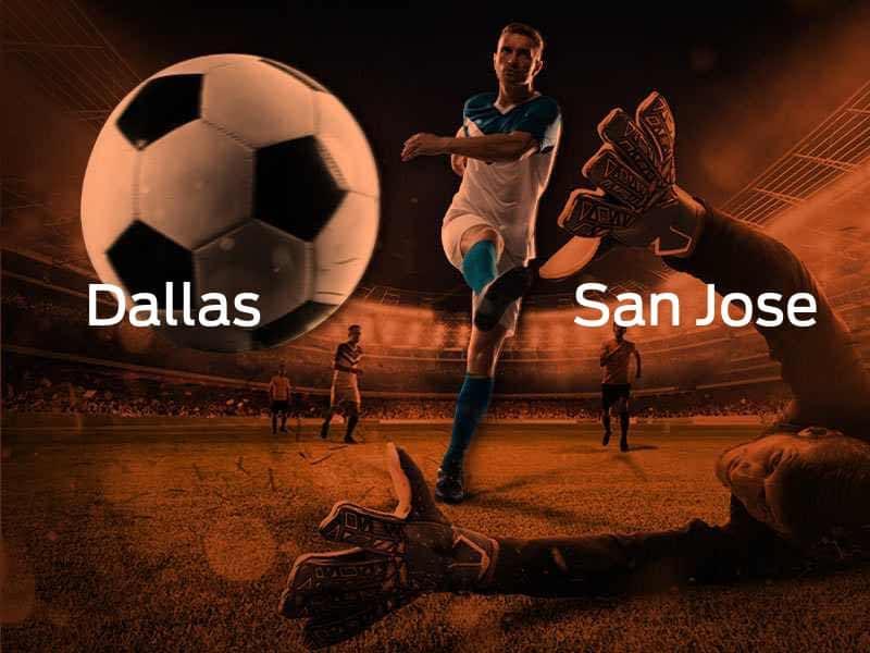 FC Dallas vs. San Jose
