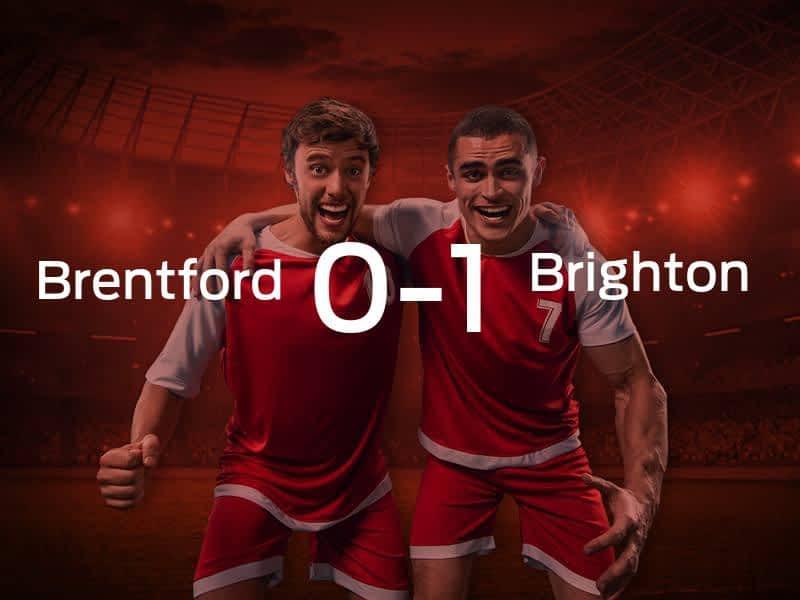Brentford vs. Brighton & Hove Albion