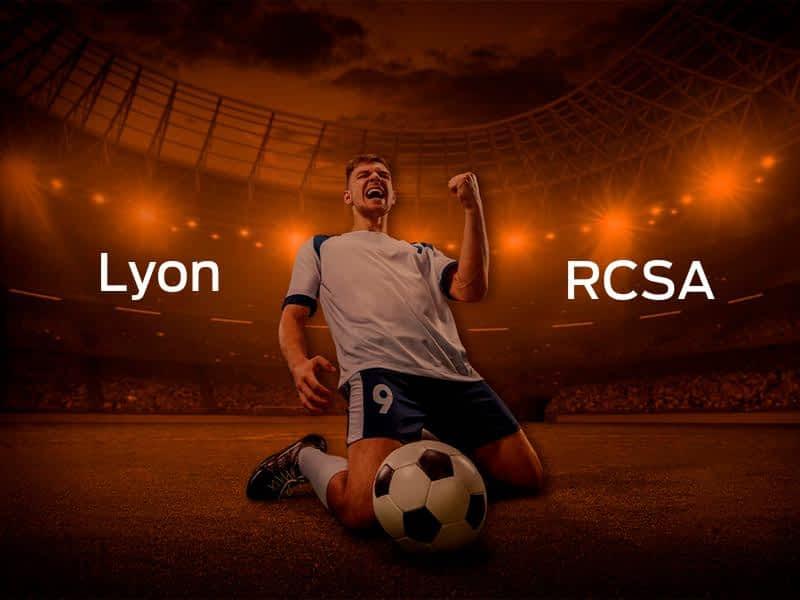 Lyon vs. RC Strasburg