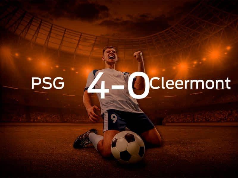 Paris Saint-Germain vs. Clermont Foot